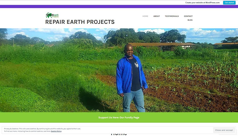 Repair Earth Projects